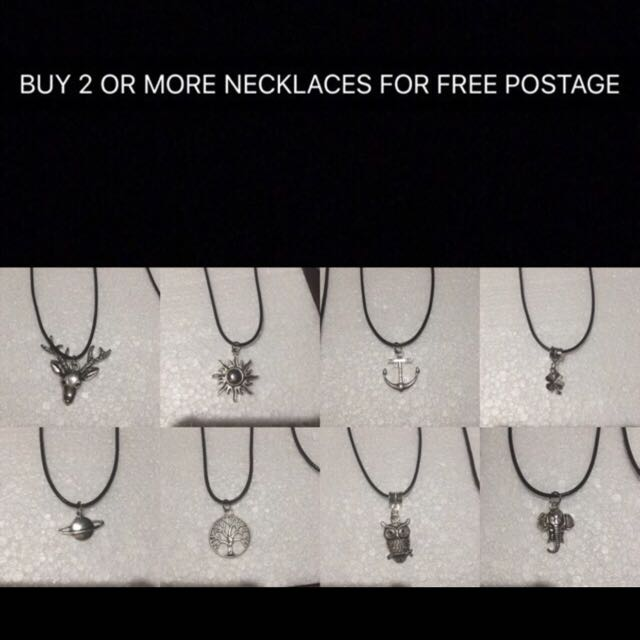 $5 Necklaces!!