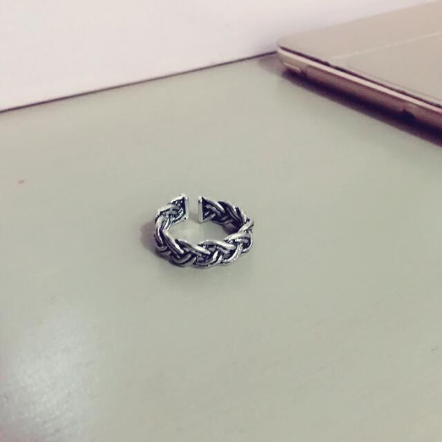 🎀【全新】925銀戒指