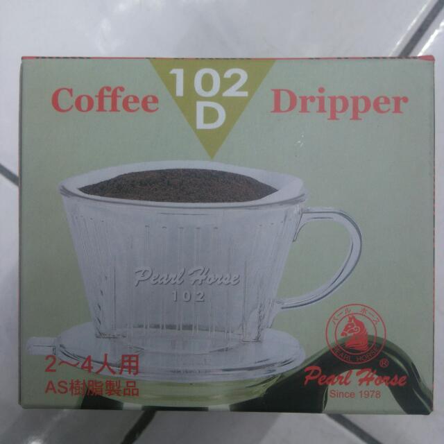 手沖咖啡杯