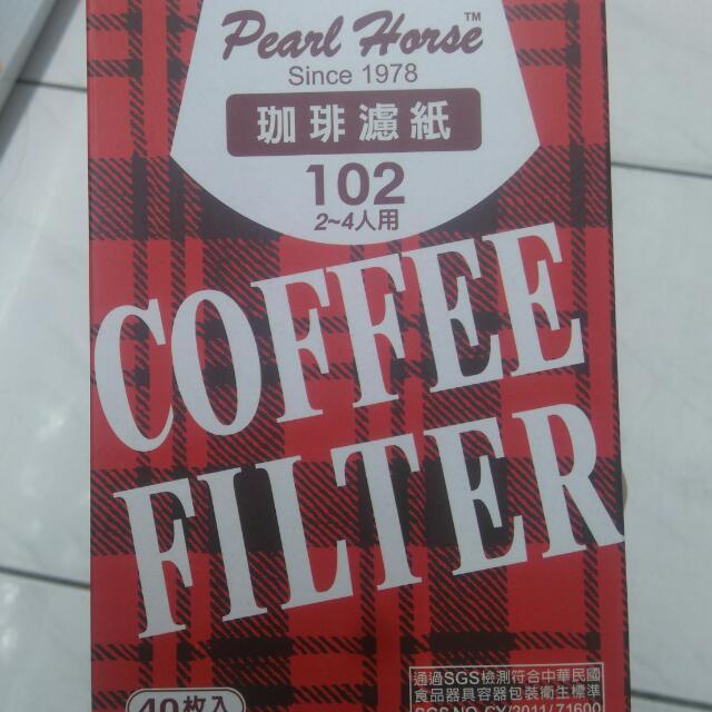 手沖咖啡濾紙