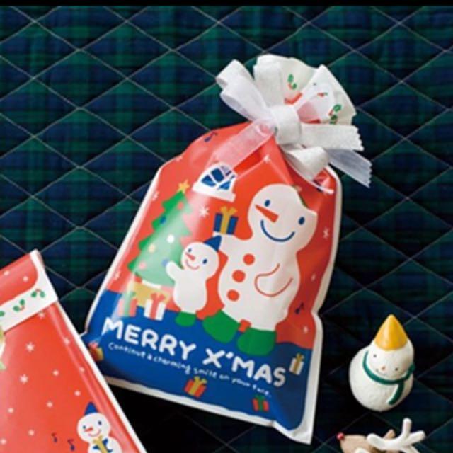 聖誕節禮物袋,聖誕老公公棒棒糖紙卡