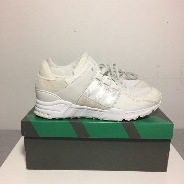 Adidas EQT Support 93's All White