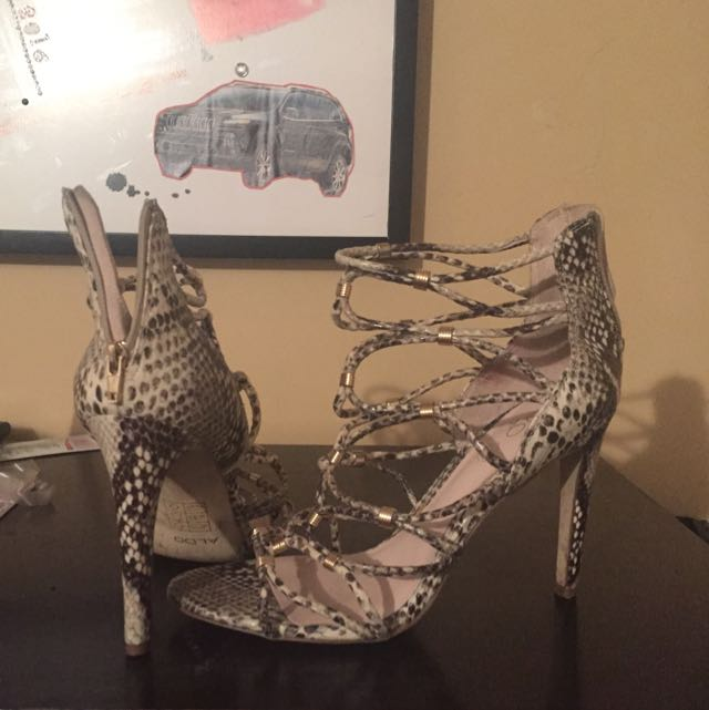 also Printed Heels