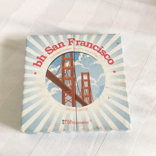 BH Cosmetics - San Fransisco Special Edition