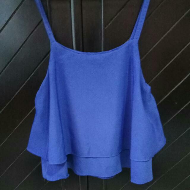 Blue Top (NEW)