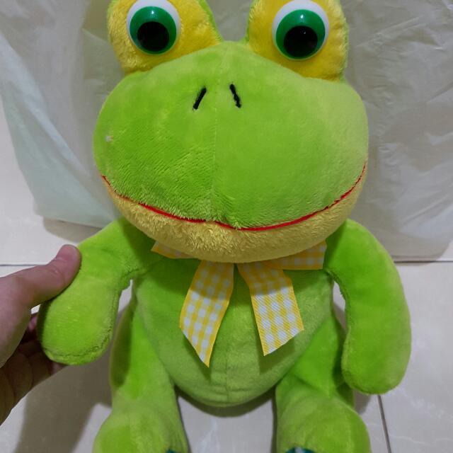 Boneka Frog