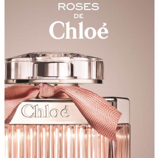 Brand New, Authentic Chloe Roses 75ml