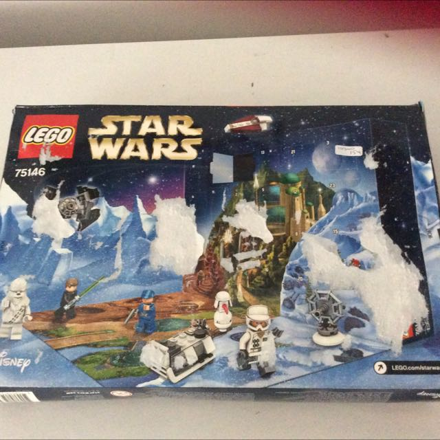 BRAND NEW LEGO ADVENT CALENDAR 2016