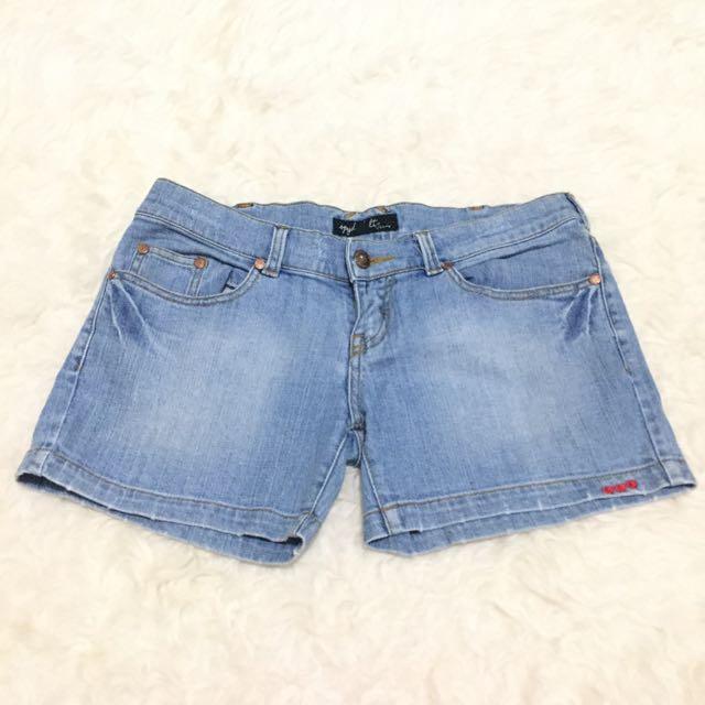 Celana Pendek Jeans SpyderB
