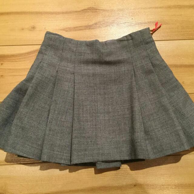 Crewcuts Grey Skirt!