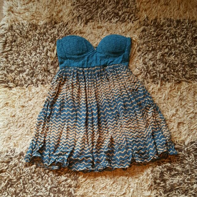 Dress Strapless