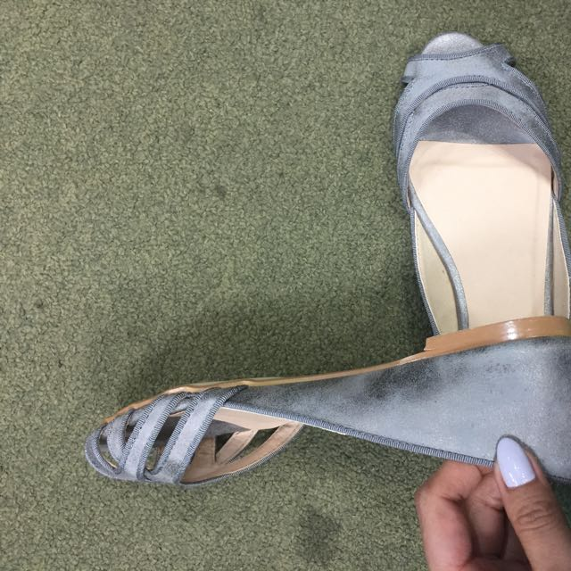 Flat Shoes For Sale Size 38
