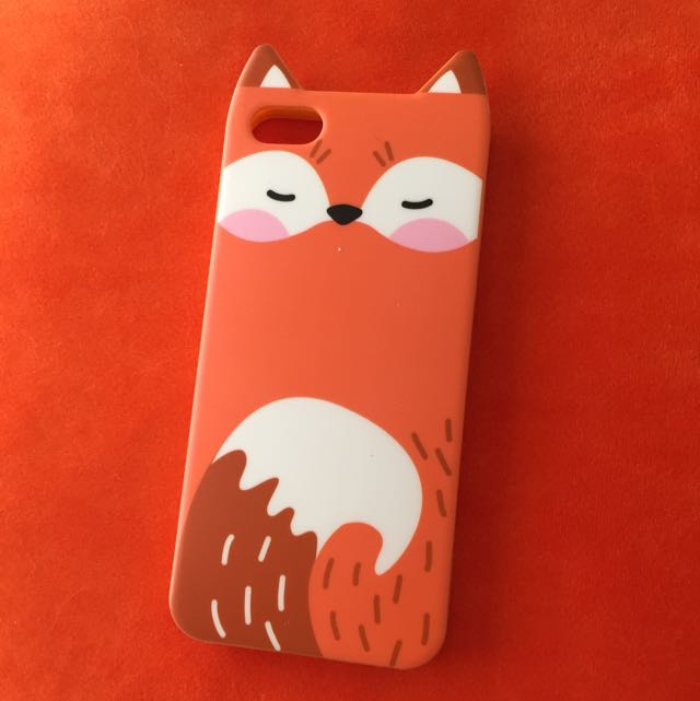 Fox Case Iphone 5