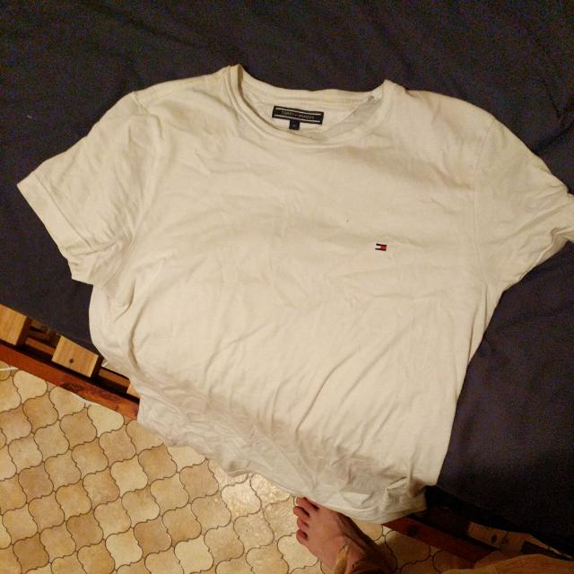 Genuine Tommy Hilfiger Shirt, Medium Size