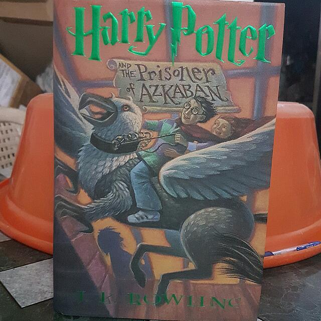 Harry Potter Book 3 (Hardbound)