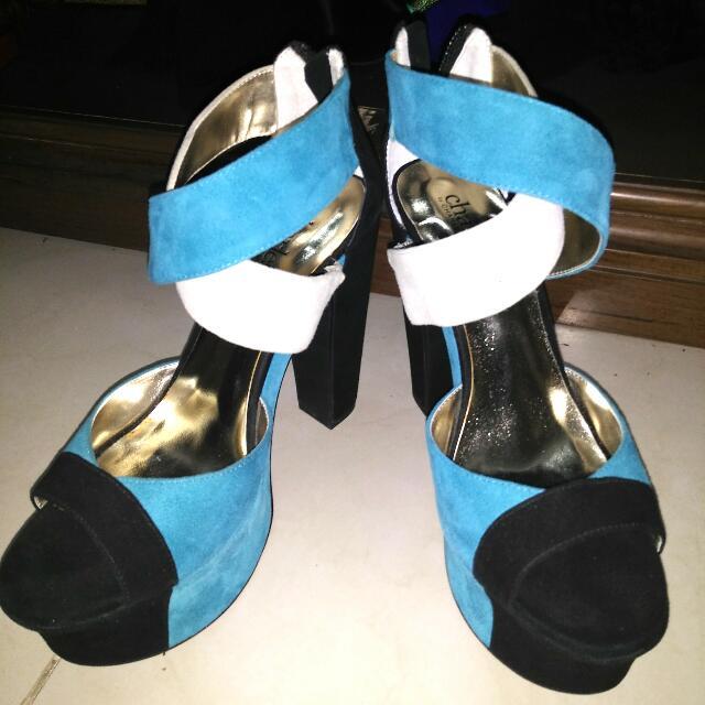 High Heels, Size 39/40.. Like A New
