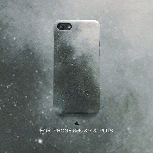 極簡風星空手機殼iphone6/6plus/7/7plus