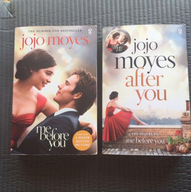 Jojo Moyes Book Set