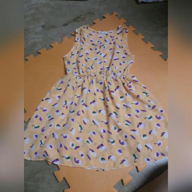Kids - Yellow Dress