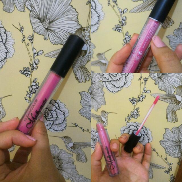 Klean Color Madly Matte [klean lipgloss: 1601 Cheeky]