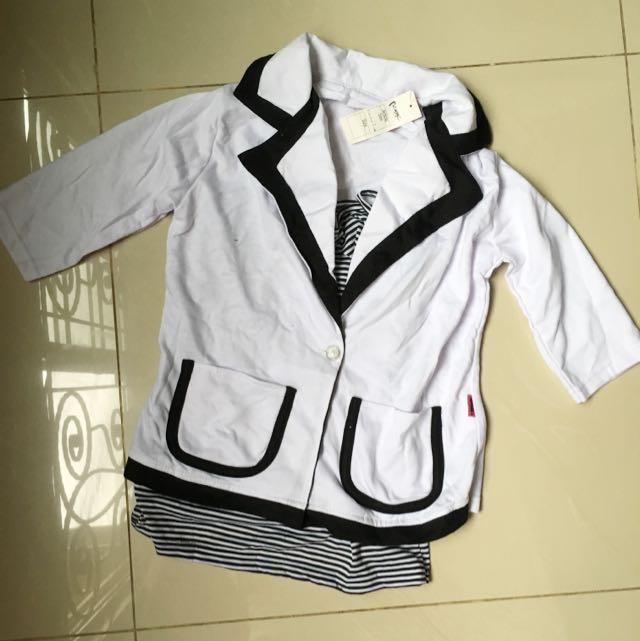 Korean School Blazer