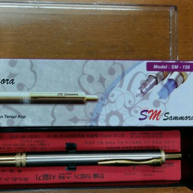 Lancing Device Stainless Stell Automatic Sammora SM-158