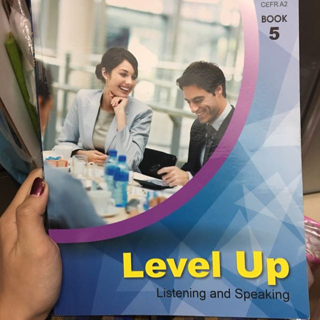 Level Up Listening And Speaking Book5 Amc