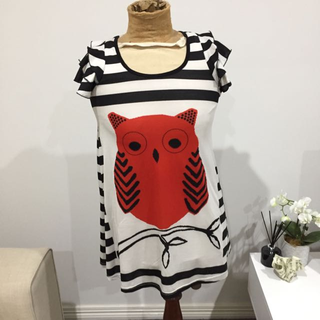 Luka Dress/Top Owl