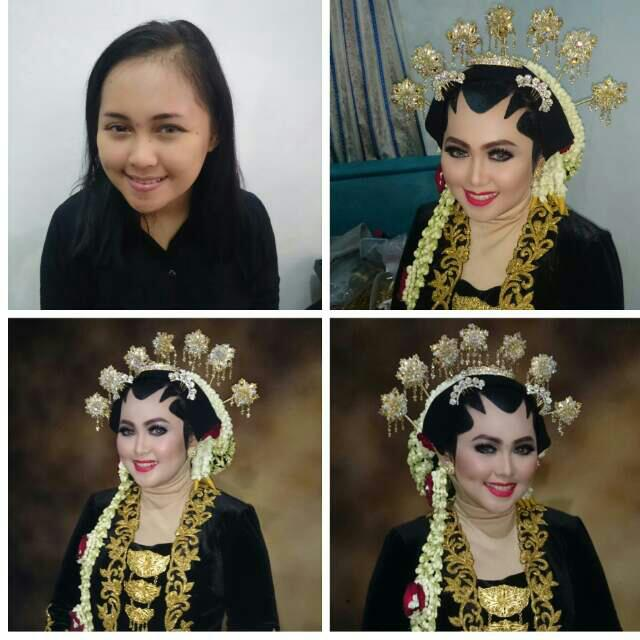 Makeup Wedding Solo Hijab