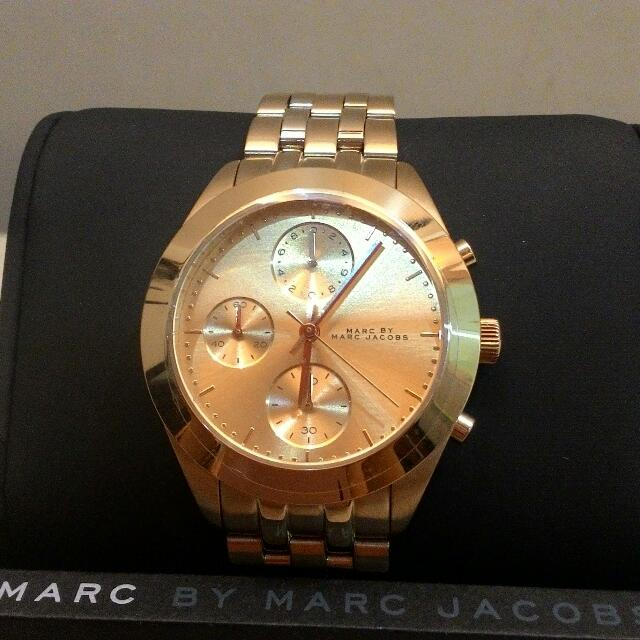 Marc Jacob Gold Watch