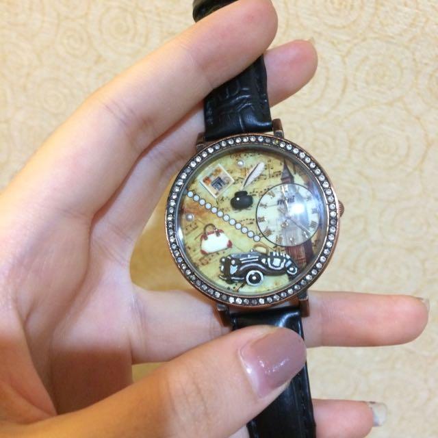 Mini Miniature Watch