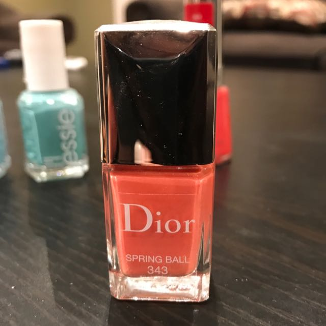 Nail Polish Package(Dior/Essie/Covergirl/revlon)