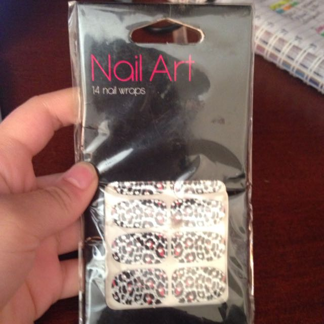 Nail Wraps/stickers