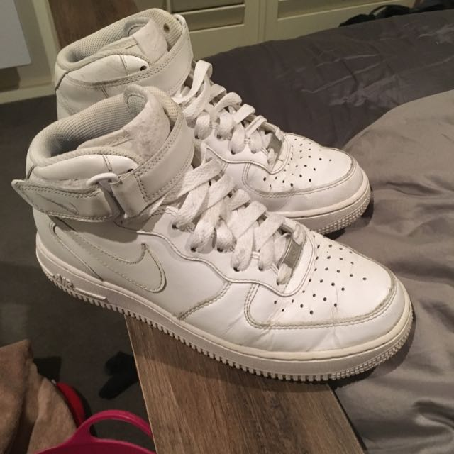 Nike Air Force 1's Size 9.5