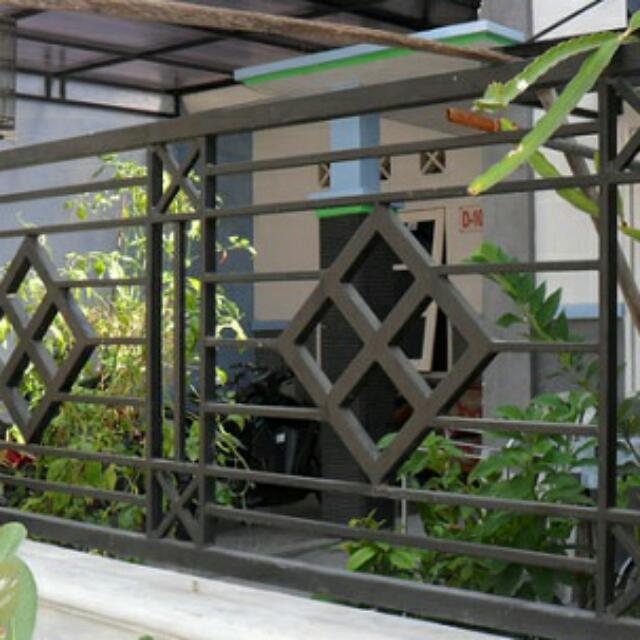 Pintu Pagar Minimalis Home Furniture On Carousell
