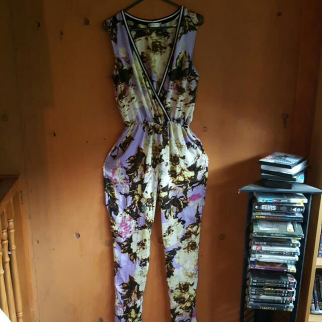 Playsuit Long