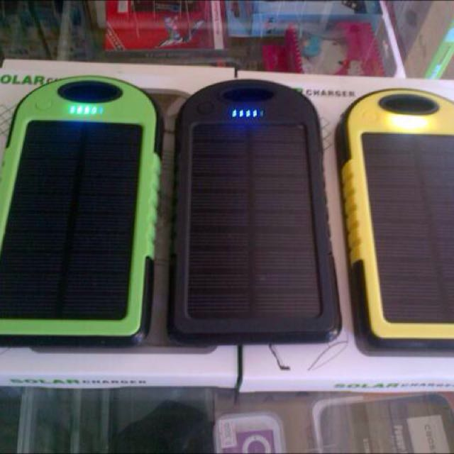 NEW‼️Powerbank Solar