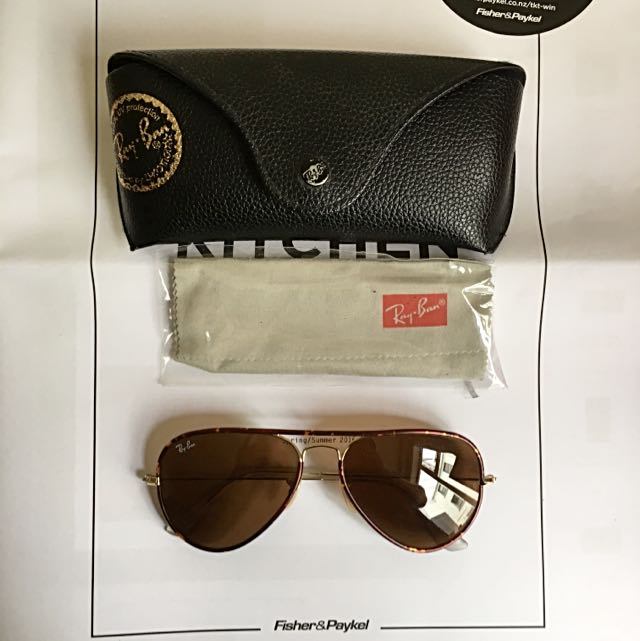 Ray Ban Aviator Full Color (Genuine)