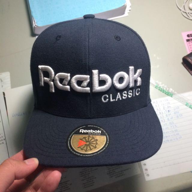 Reebok 帽 老帽 棒球帽  SnapBack 後扣帽 非Nike Adidas
