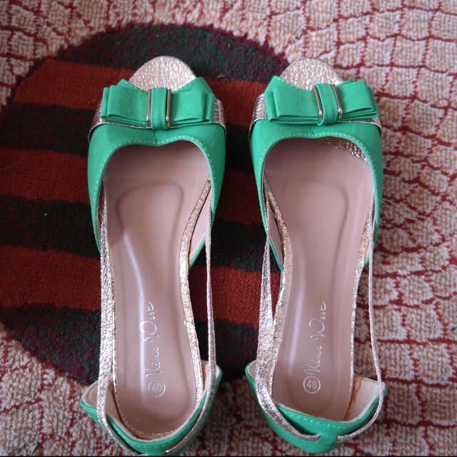 [REPRICE] flatshoes nine west💕
