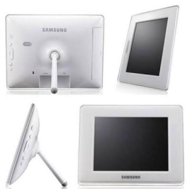 Samsung Spf -71es 7 Inches Digital Photo Frame