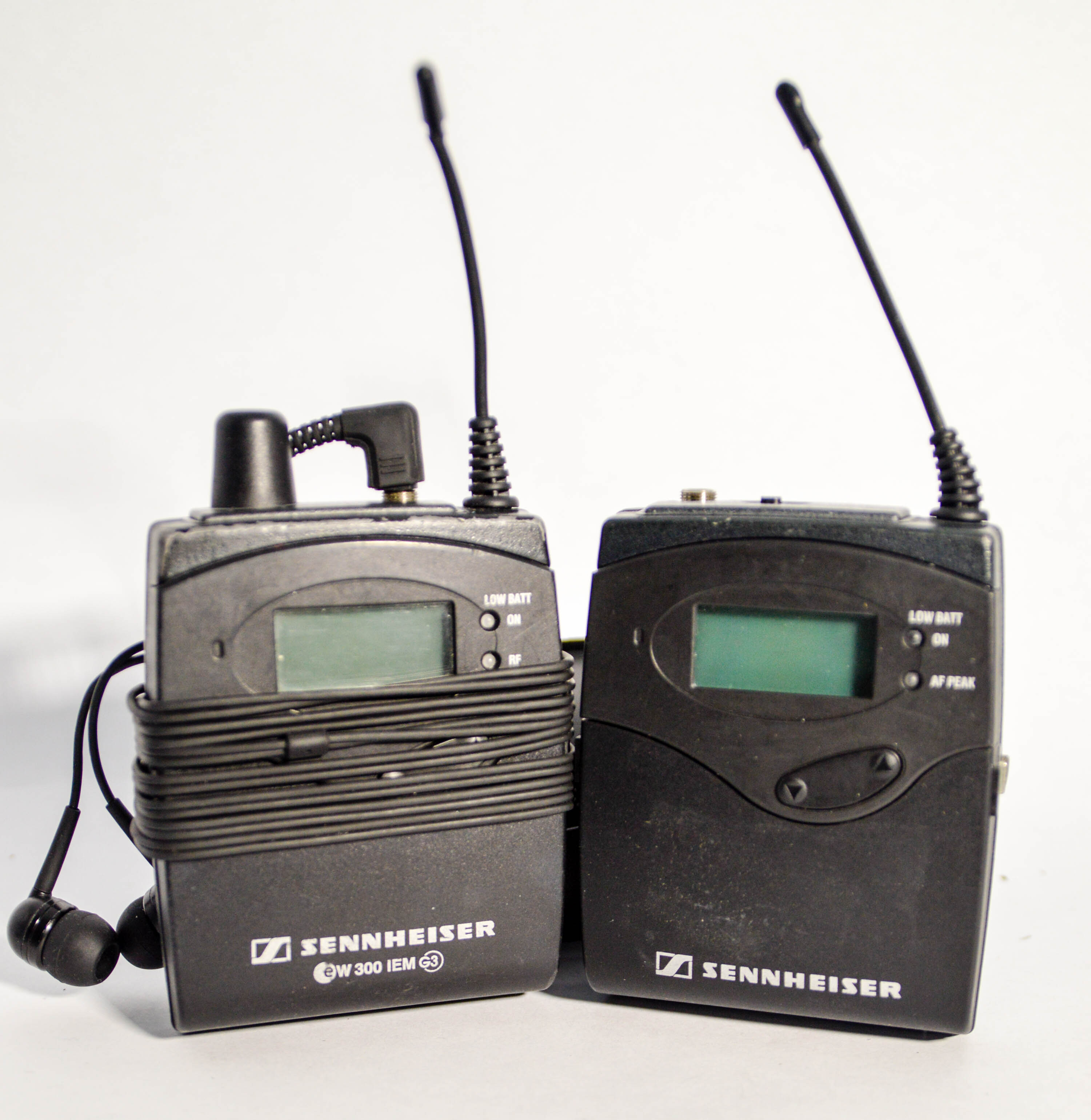 Sennheiser G3 Transmitter Receiver Set, Electronics, Audio