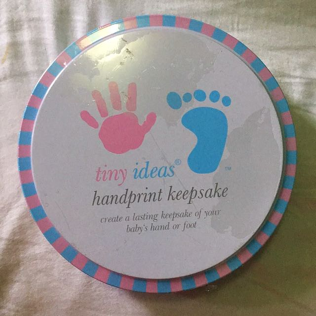 Tiny Ideas Keepsake