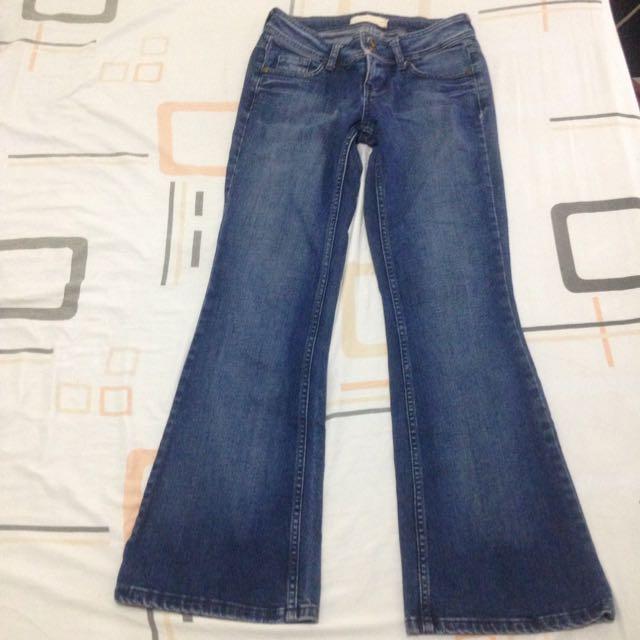 Topshop Bootleg jeans