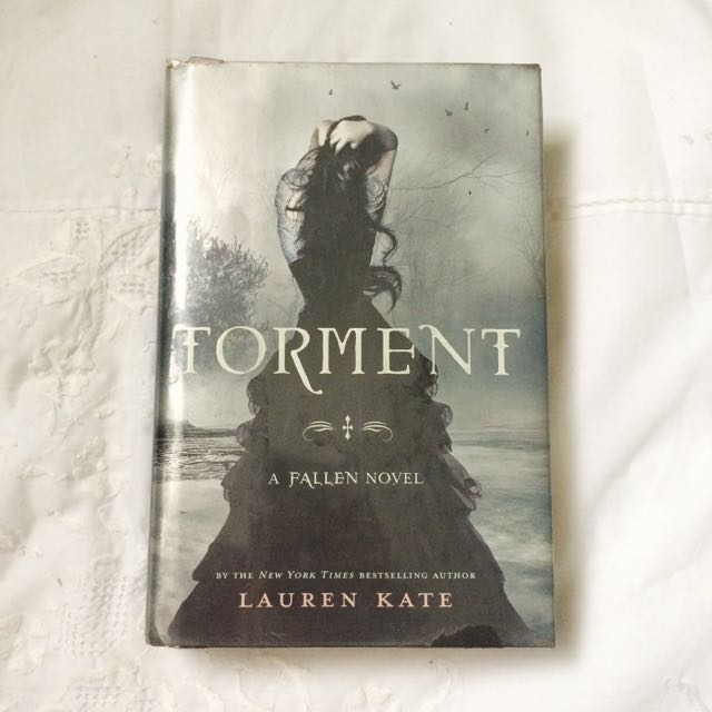 (RESERVED) Torment By Lauren Kate