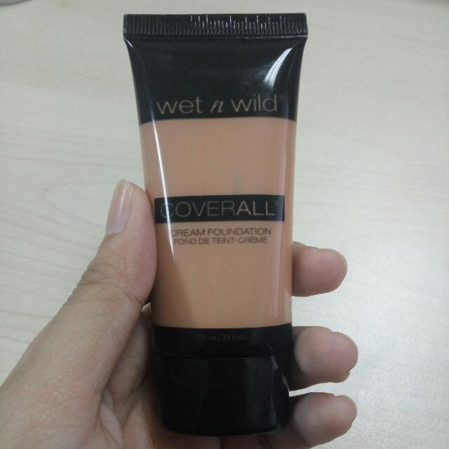 Wet N Wild Coverall