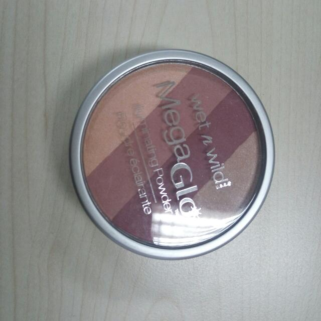 Wet N Wild Megaglow Illuminating Bronzer