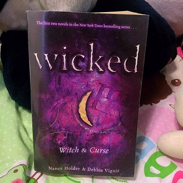 Wicked (Witch And Curse)