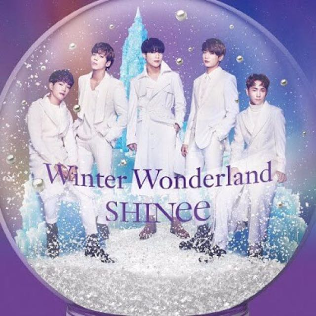 WTB Shinee Winter Wonderland