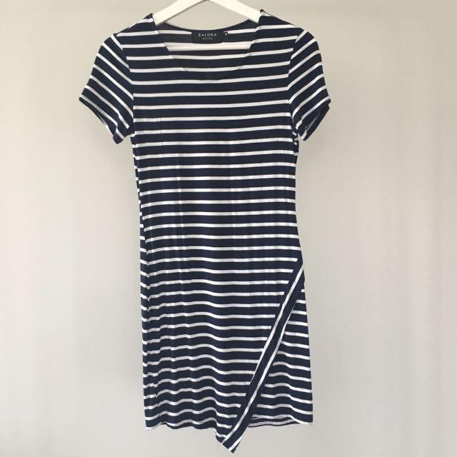 Zalora stripe dress